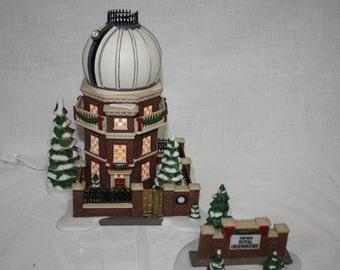 Dept. 56 The Old Royal Observatorty