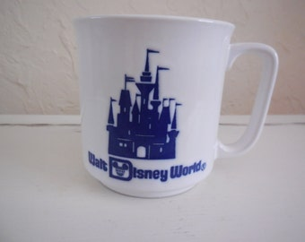 Vintage Walt Disney World Mug