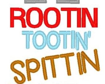 Rootin Tootin Cowboy