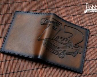 Chevrolet C10 Wallet/  Chevy Wallet/ Car Wallet