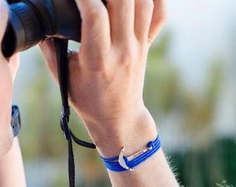 Paracord Anchor Wrap Rope Bracelet