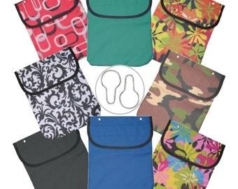 Clothespin Holder Bag ~ Waterproof XL Heavy Duty  - CCCP10/CCCP15