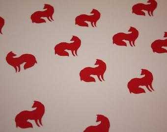 Fancy Fox Confetti
