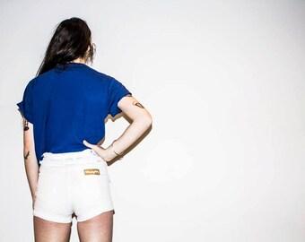 Wrangler High-Waisted Shorts