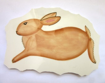 1 Rabbit Mosaic Tile