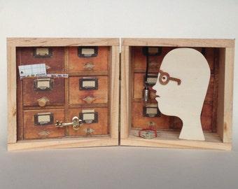 Archivist vintage