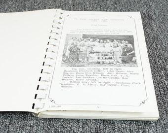 El Paso County Fair Cookbook 1905-1985 1St Ed. C. 1977