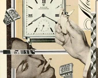 MODERN-collage series in petiot 04