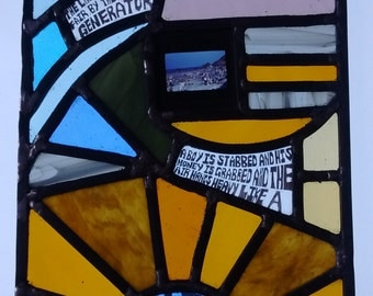 Rusholme Ruffians - Stained Glass Window - The Smiths