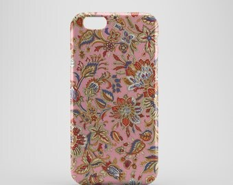 Abstract Floral Phone case,  iPhone X Case, iPhone 8 case,  iPhone 6s,  iPhone 7 Plus, IPhone SE, Galaxy S8 case, Phone cover, SS133a4