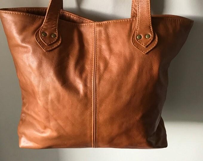 Leather Tote Bags - TanaandHide