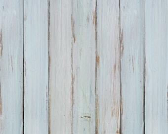 White Wood Floordrop Vinyl Photography Backdrop Newborns Wood Texture Floordrop vinyl backgrounds D-9511
