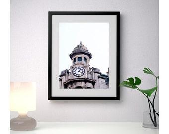Dublin Clocktower -- Photography Print