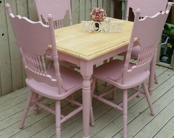 Exceptional Shabby Chic Tables U0026 Chairs
