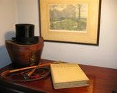 Antique Vintage Edwardian Book 1st Ed 1926 Leicestershire Hunts Charles Simpson