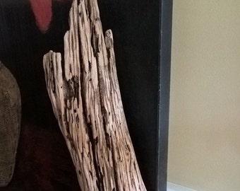 Small Driftwood Aquarium Terrarium Reptile Rustic Home Decor Yard Garden Art 187