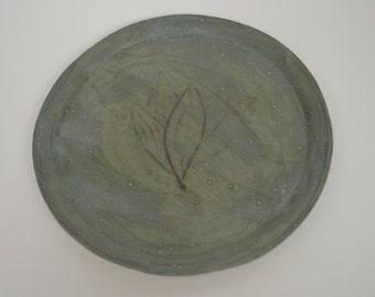 Lotus Design Plate