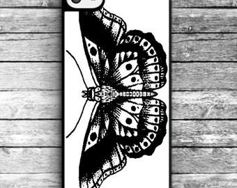 Harry Styles Tattoo case - Hard plastic - black / iPhone 4/4S, iPhone 5/5S iPhone 5c iPhone 6/6s/6 Plus/6s Plus iphone 7/7 Plus - NAT-018