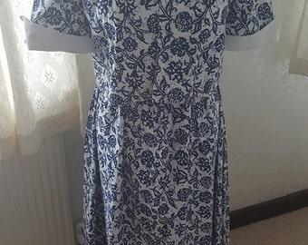 Vintage Sundress with Bolero