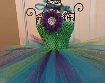 Mermaid tutu dress