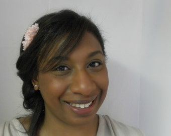 Headband with flowers the Crea of Marie - Rose