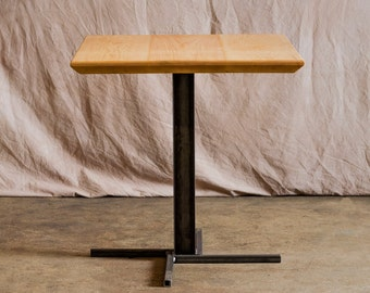 Ash Coffee Table Top - Coffee table - Dining Table - Restaurant Table - Two Top - Top Only