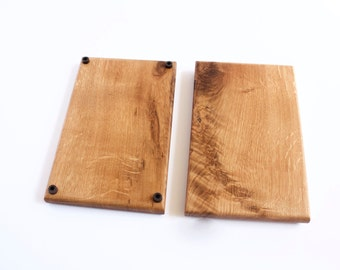 Oak Cutting Bread Board / Serving Tray / Cutting Board / Charcuterie /Housewarming Gift / Wedding Gift