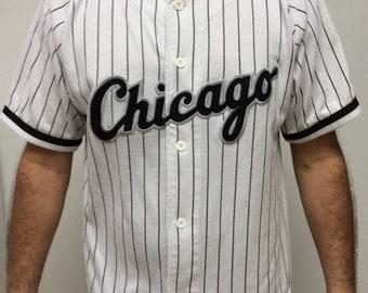 Chicago White Sox Frank Thomas #35 MLB Jersey