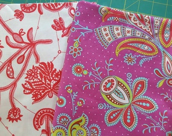 Clearance - 3 Yard Bundle Amy Butler Lark and Soul Blossoms, Westminster