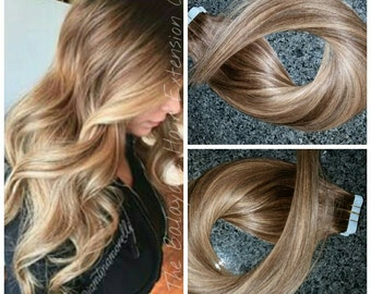 Balayage Remy Clip-In Extensions 220, 24 inch, Fantasy Hair Luxury, Hair Extensions