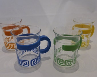 Randwyck retro coffee cups - original from the 1970's