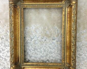 Gold Framed Mirror - Box of 10