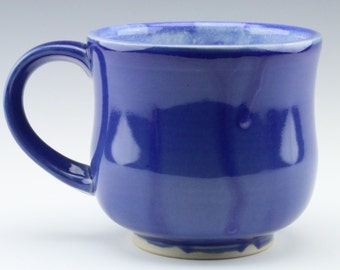 Cobalt Blue Ceramic Mug, 16 oz.