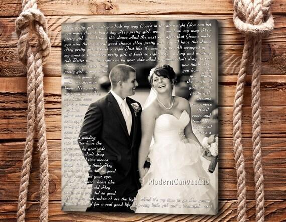 Photo With Vows Lyrics Wedding Song Prayers First Dance