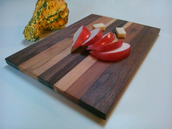 Wood Cutting Board Walnut Amp Apple Wood Cutting Board