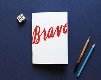Notebook: Brave