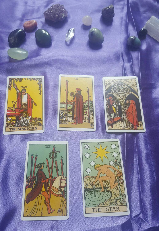 Tarot Card ReadingCeltic Cross Tarot Reading Detailed Tarot