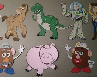 Toy Story  cut-outs