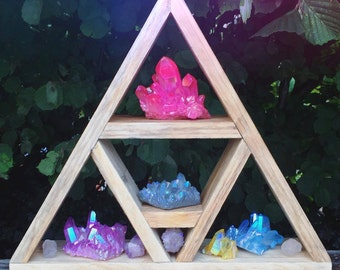 Crystal Shelf