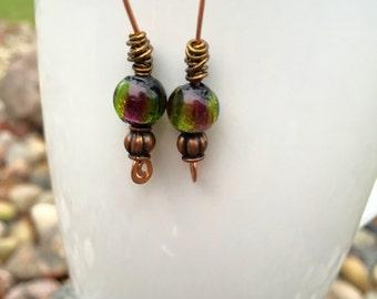 Funky Fashion Earrings