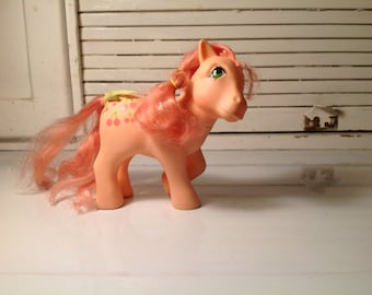 Vintage my little pony Cherries Jubilee 1984