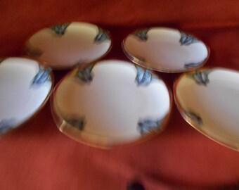 5- Habsburg Porcelain dishes