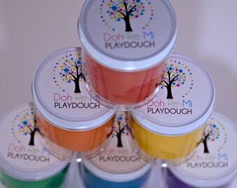 Teacher Gift Ideas, playdough, teacher gift, classroom set