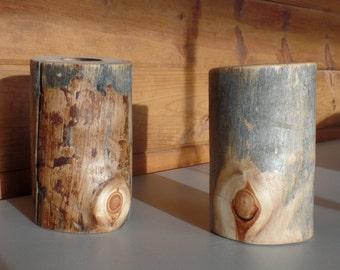 Aspen Candleholder Pair