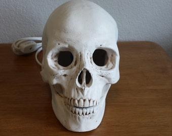 Ceramic Skull Lite (#198)