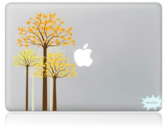 New tree decals mac stickers Macbook decal macbook stickers apple decal mac decal stickers 13