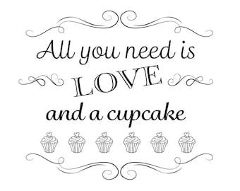 Download Png cupcake | Etsy