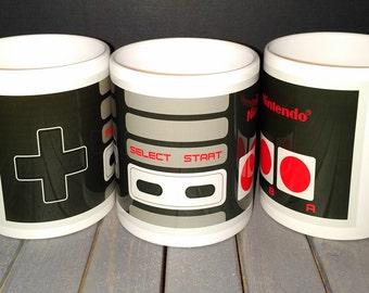 11oz Nintendo Controller mug