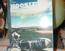Hoosiers  VHS Movie  Gene Hackman Dennis Hopper Barbara Hershey 80's Basketball Movie Converse Chuck Taylors