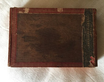 Florodora Cigar Box